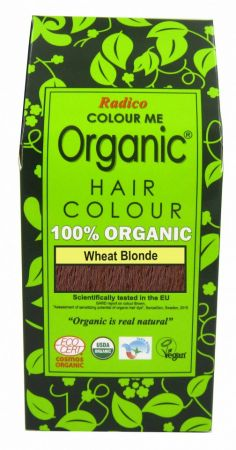 Natural Hair Dye - Wheat Ash Blonde - Radico