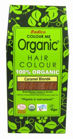 Natural Hair Dye - Caramel Blonde - Radico