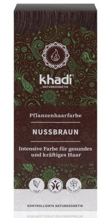 Khadi Hair Colour – Natural Hazel