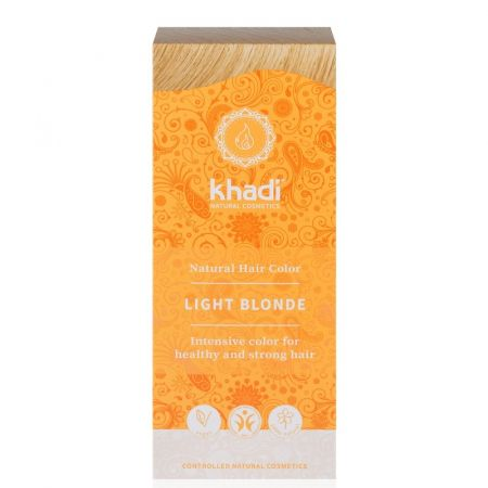 Khadi Herbal Hair Colour - Light Blonde