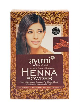 Natural Hair Powder - Ayumi (100g)