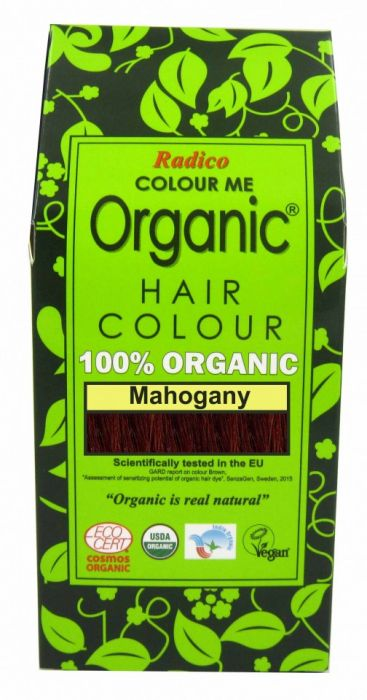 Natural Hair Dye - Mahogany - Radico