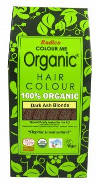 Natural Hair Dye - Dark Ash Blonde - Radico